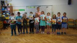 Pasování prvňáčků na čtenáře a rozloučení se školním rokem