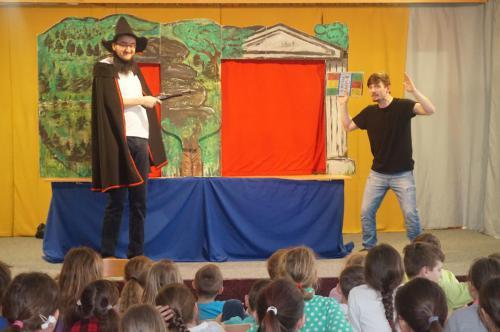 Divadélko pro školy 56