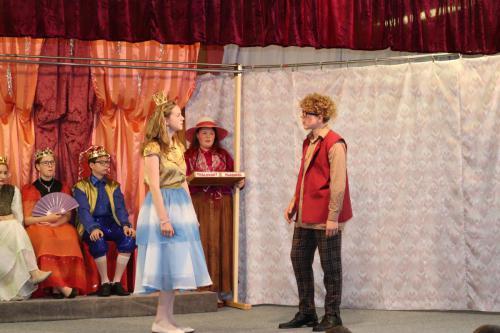 Divadlo - Dvě pohádky 053