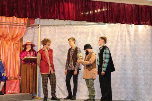 Divadlo - Dvě pohádky 060