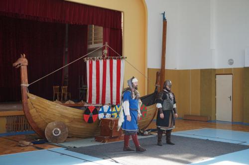 Pernštejni - Vikingové 021