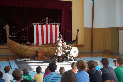 Pernštejni - Vikingové 085