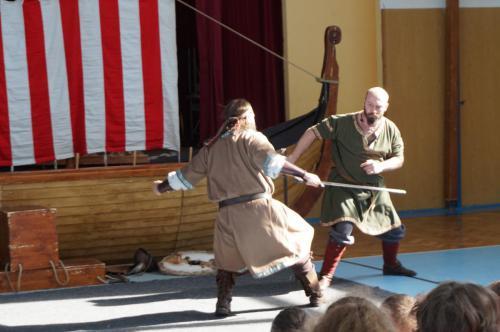 Pernštejni - Vikingové 090