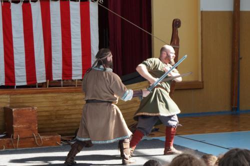Pernštejni - Vikingové 091