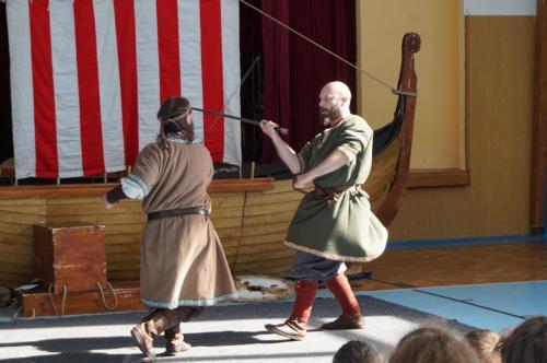 Pernštejni - Vikingové 092