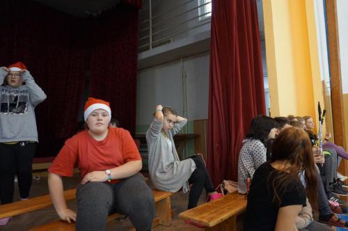 Vánoce - kopaná 17