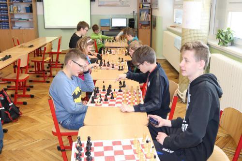 Velikonoční šachový turnaj 02