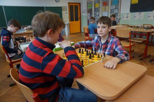 Velikonoční šachový turnaj 09