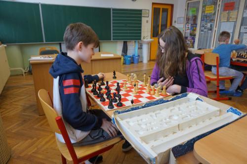 Velikonoční šachový turnaj 11