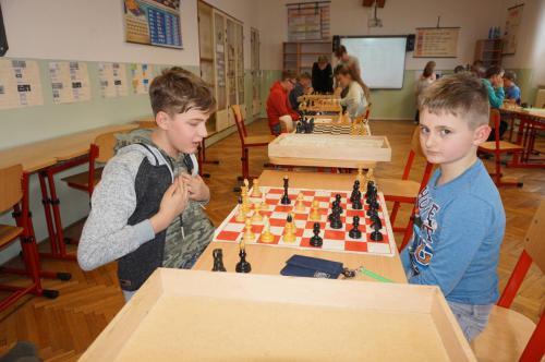 Velikonoční šachový turnaj 12