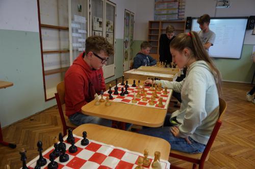 Velikonoční šachový turnaj 14
