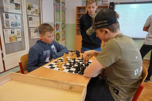 Velikonoční šachový turnaj 15