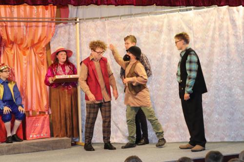 Divadlo - Dvě pohádky 061