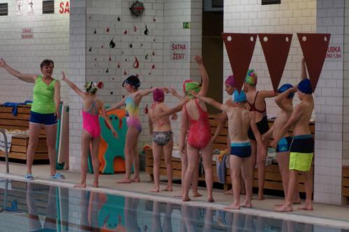 Plavání 16