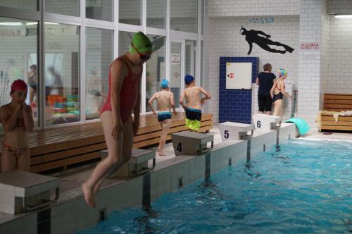 Plavání 50